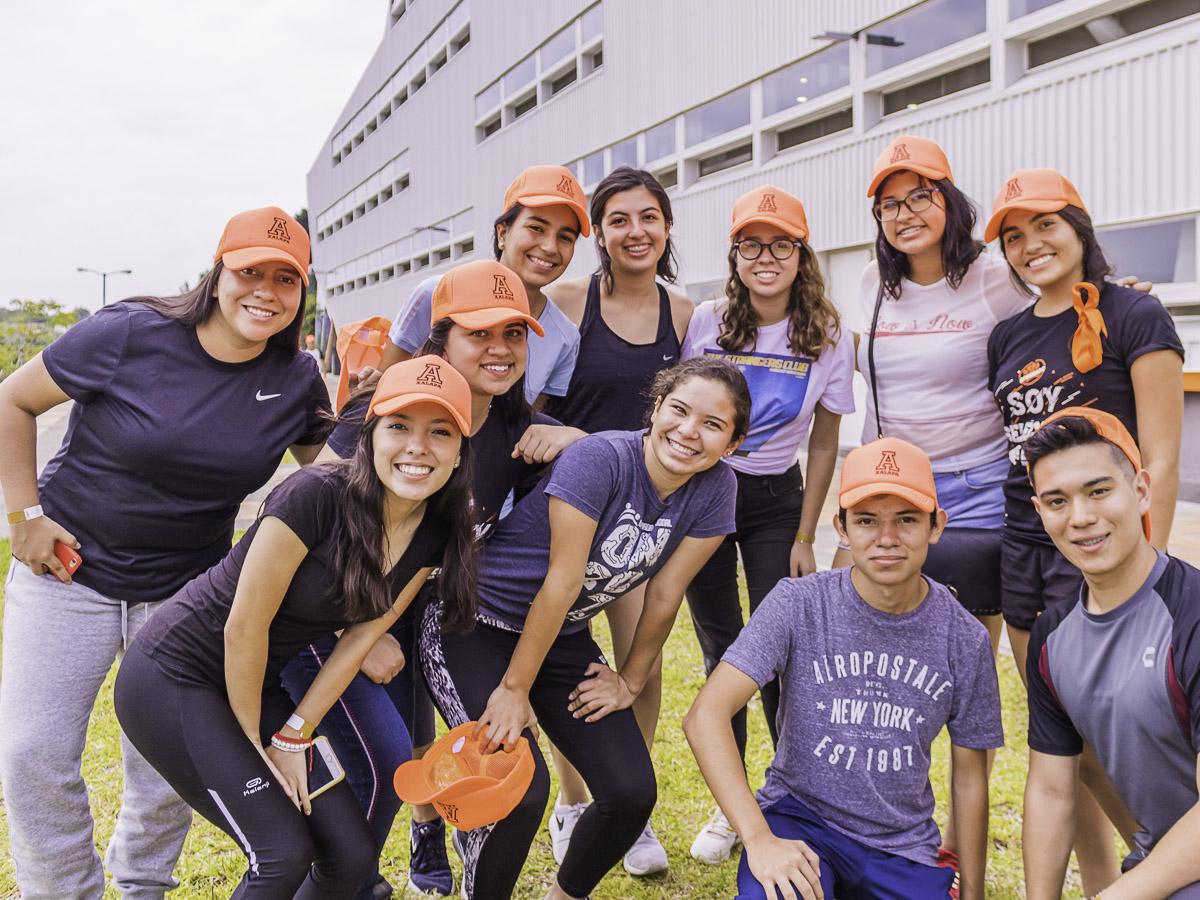 75 / 150 - Bienvenida Integral Universitaria 2019: Galería