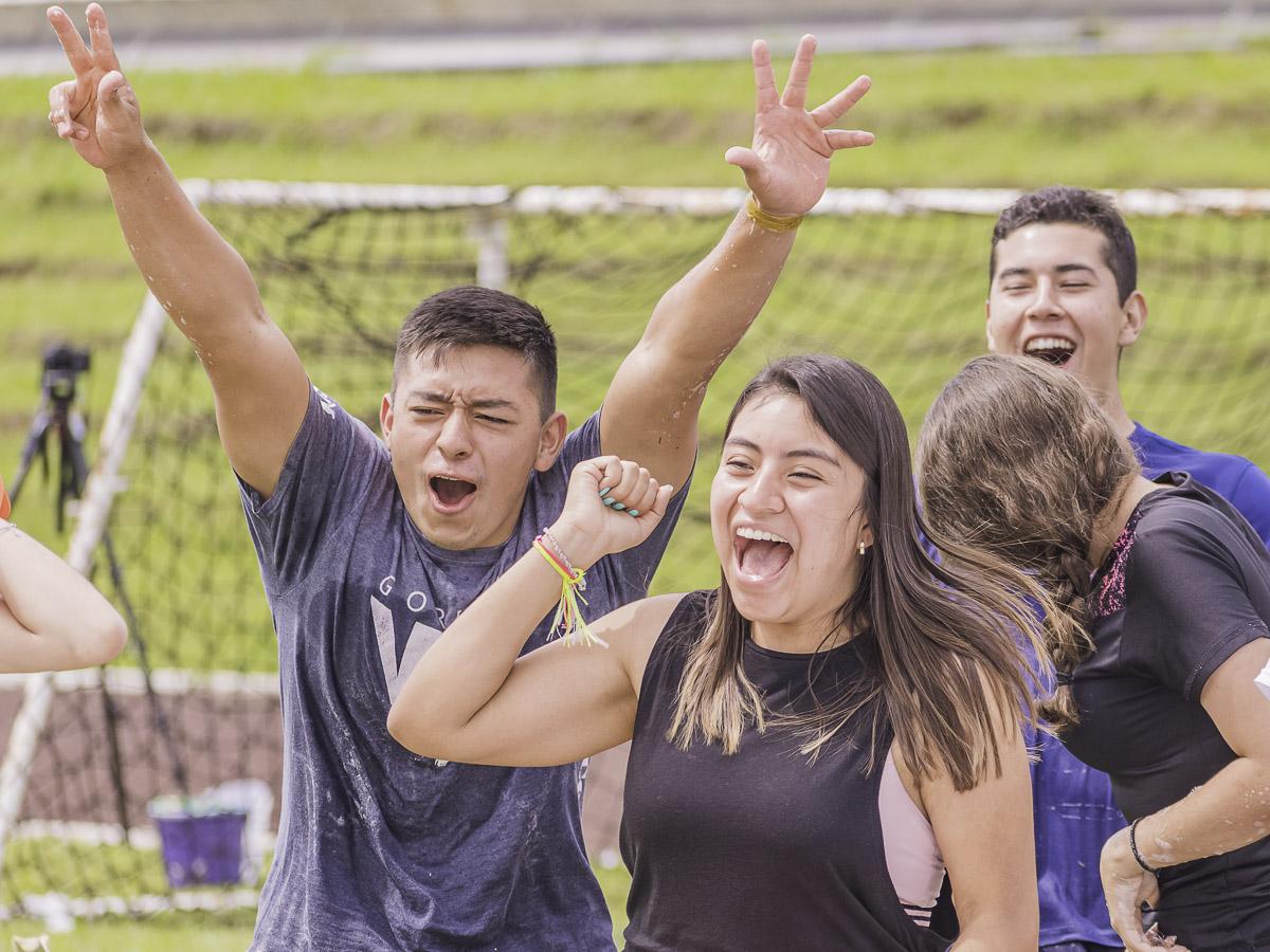 78 / 150 - Bienvenida Integral Universitaria 2019: Galería
