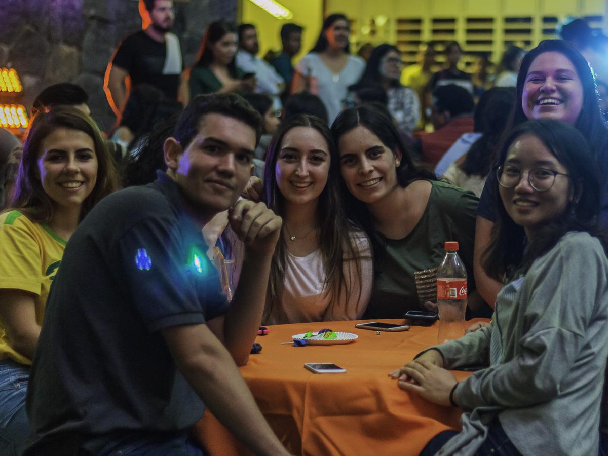 121 / 150 - Bienvenida Integral Universitaria 2019: Galería