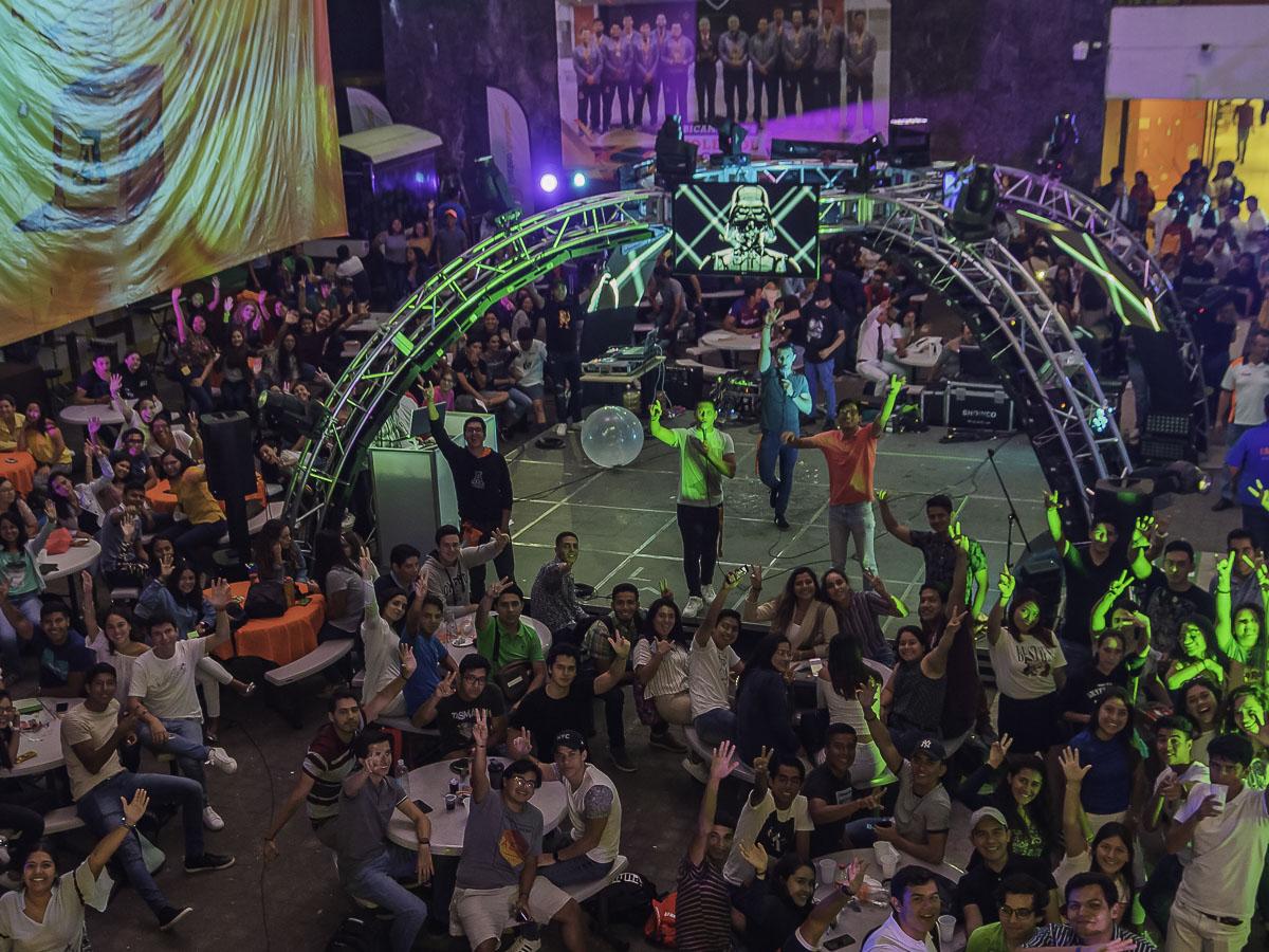 124 / 150 - Bienvenida Integral Universitaria 2019: Galería