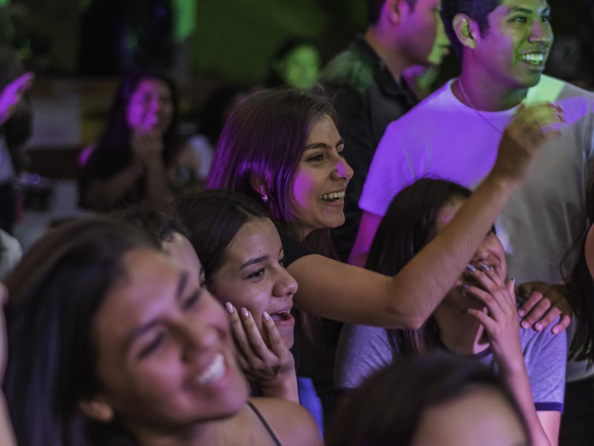 130 / 150 - Bienvenida Integral Universitaria 2019: Galería