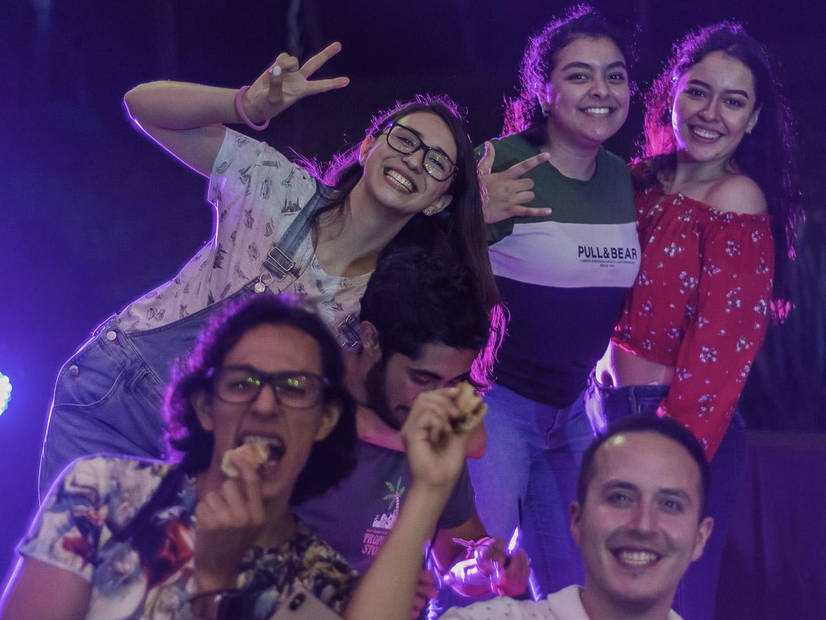 143 / 150 - Bienvenida Integral Universitaria 2019: Galería