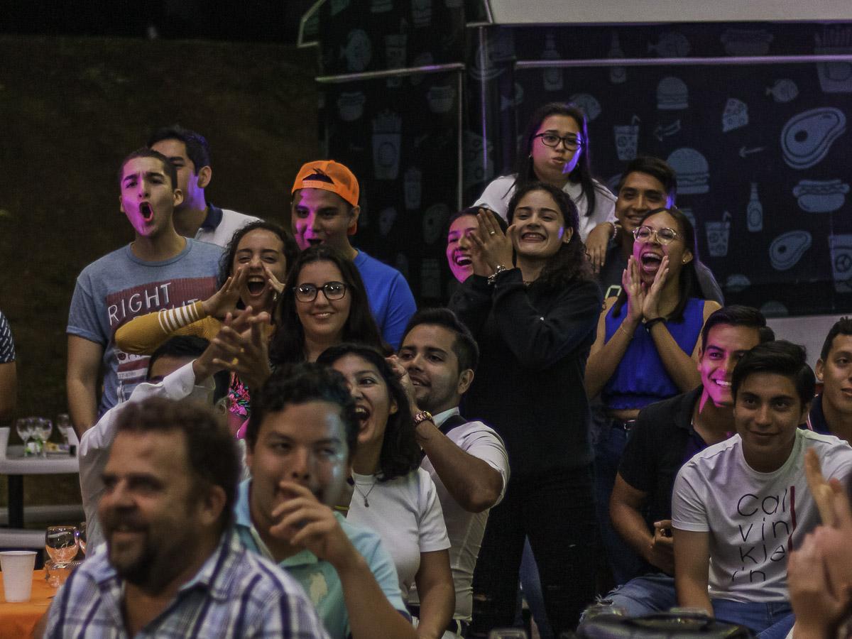 147 / 150 - Bienvenida Integral Universitaria 2019: Galería
