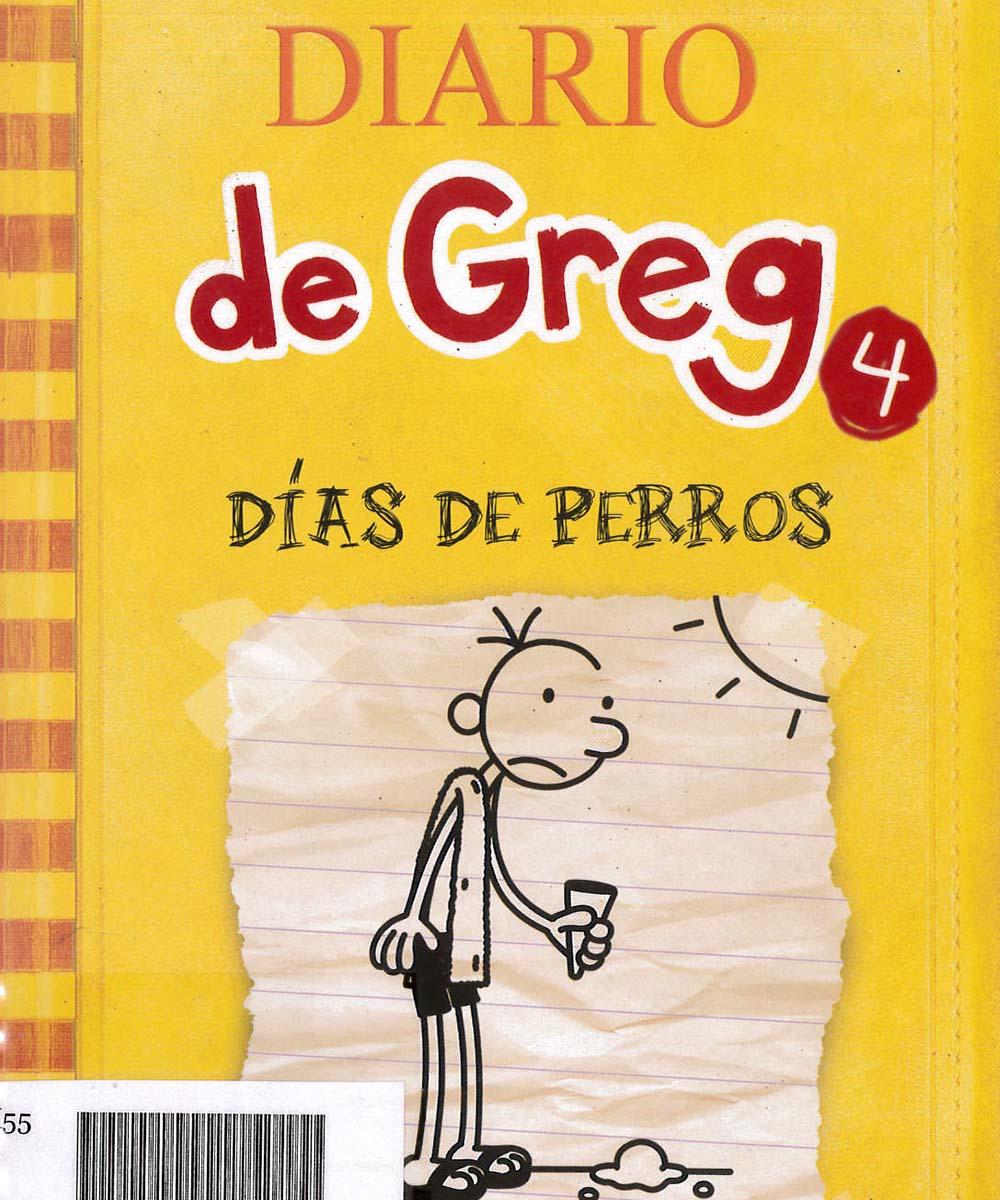 10 / 10 - PZ73 K55 C.1 V.4 Diario de Greg 4, JEFF KINNEY  - OCEANO, México 2010