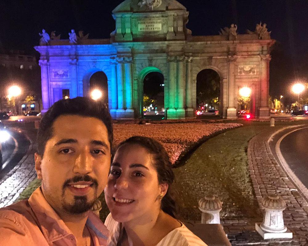 2 / 4 - Exitosa participación de Alumnos de Medicina en el International Walking Community en España