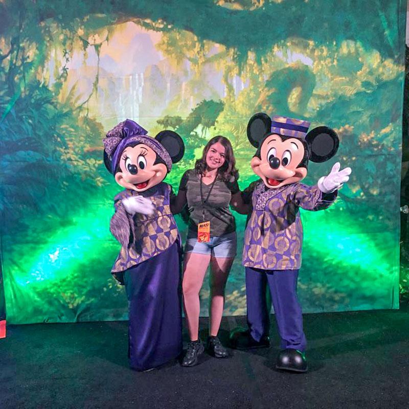 4 / 4 - Exitosa Participación de Negocios Internacionales en el Disney ICP 2019
