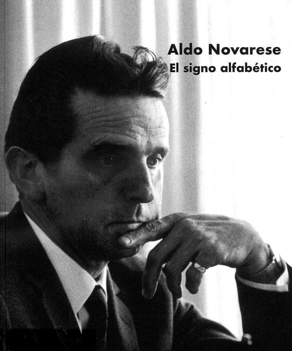 9 / 9 - NK3630 N68 El signo alfabético, Aldo Novarese - Campgràfic, España 2009