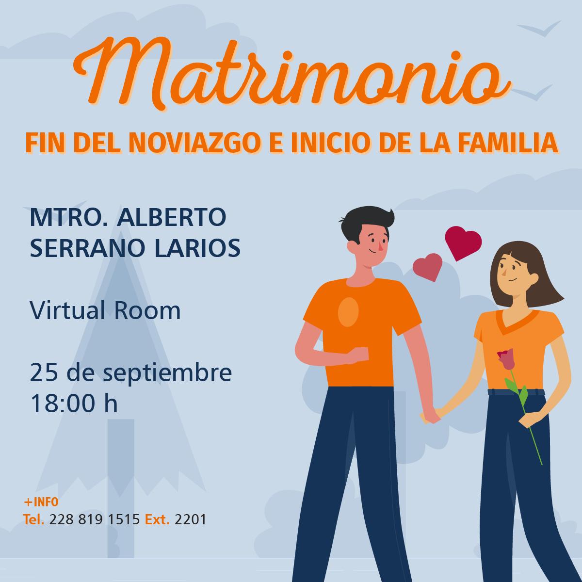 Matrimonio: Fin del Noviazgo e Inicio de la Familia