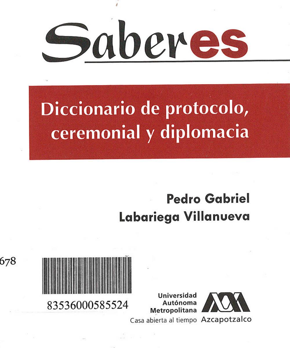 2 / 10 - JX1678 L33 Saberes, Pedro Gabriel Labariega Villanueva - Universidad Autónoma Metropolitana, México 2018