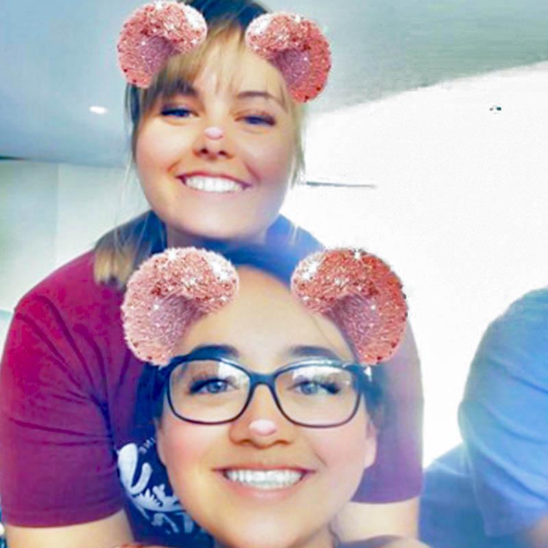2 / 4 - Estudiante de Psicología participa en el Programa de Campamentos de Verano 2019