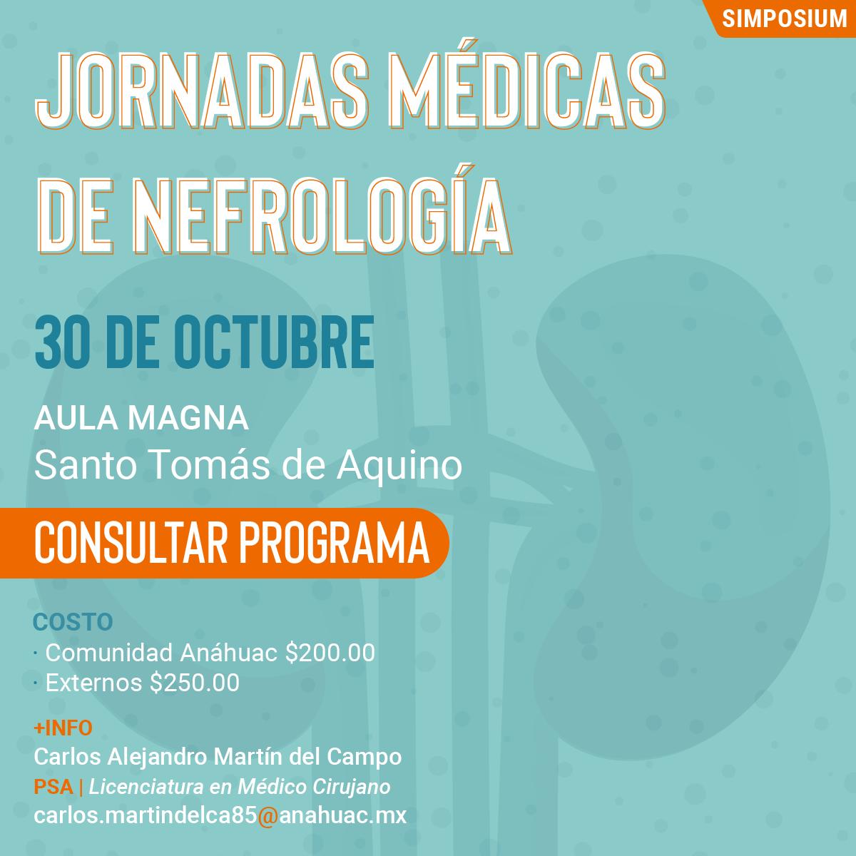 Jornadas Médicas de Nefrología