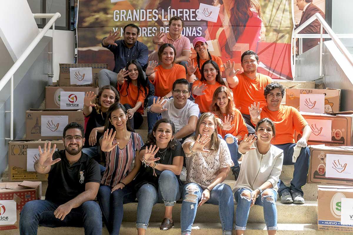 7 / 7 - Tortatlón 2019: La Comunidad Anáhuac Xalapa comprometida con la Acción Social