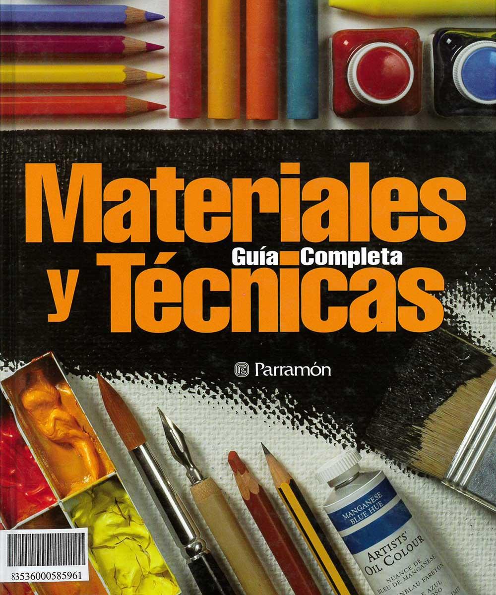 5 / 8 - ND1500 M38 2014  Guía Completa Materiales y Técnicas - Parramon, España 2014