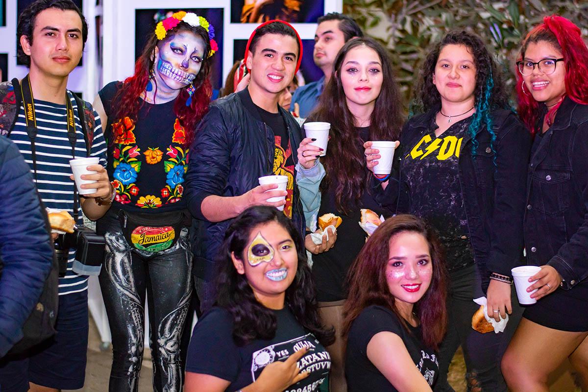 2 / 33 - Asústame Panteón: La Fiesta de los Vivos Anáhuac 2019