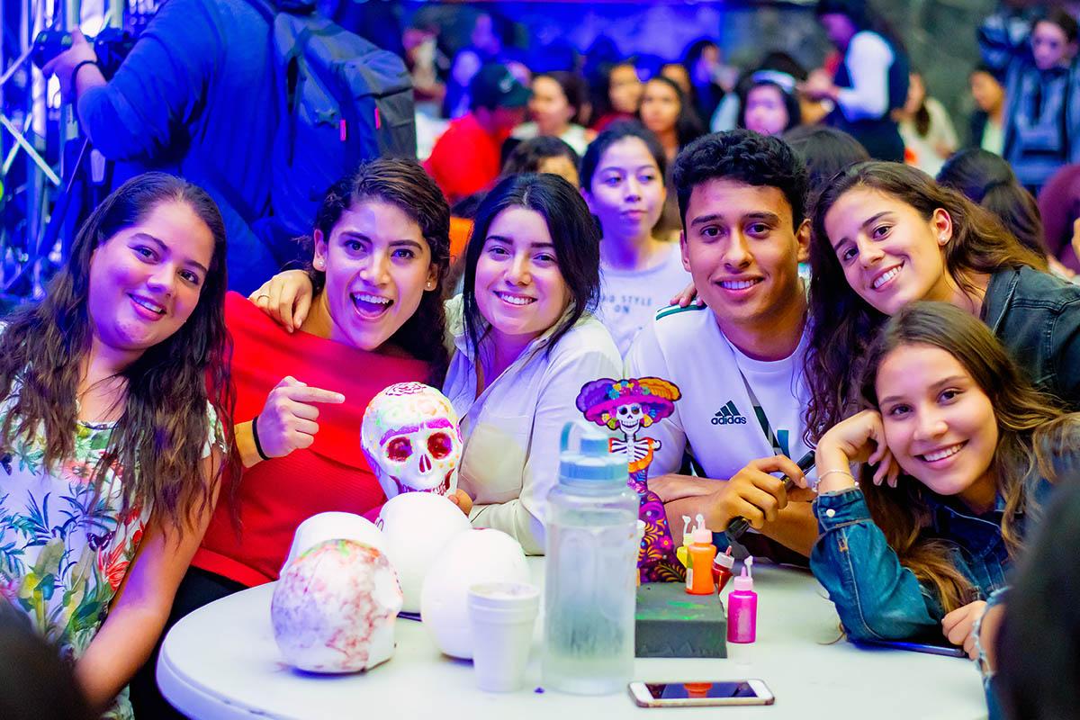 5 / 33 - Asústame Panteón: La Fiesta de los Vivos Anáhuac 2019