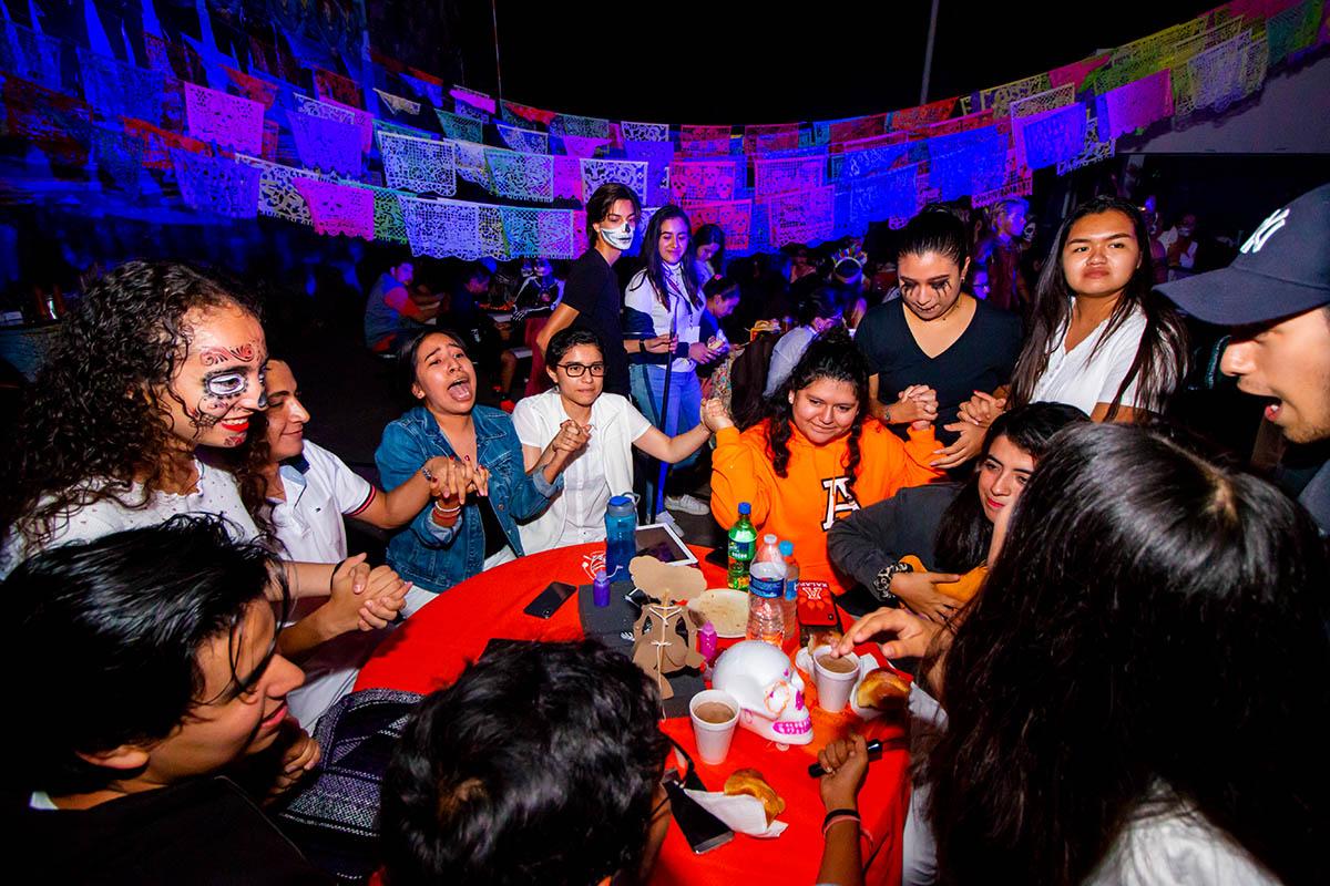 23 / 33 - Asústame Panteón: La Fiesta de los Vivos Anáhuac 2019