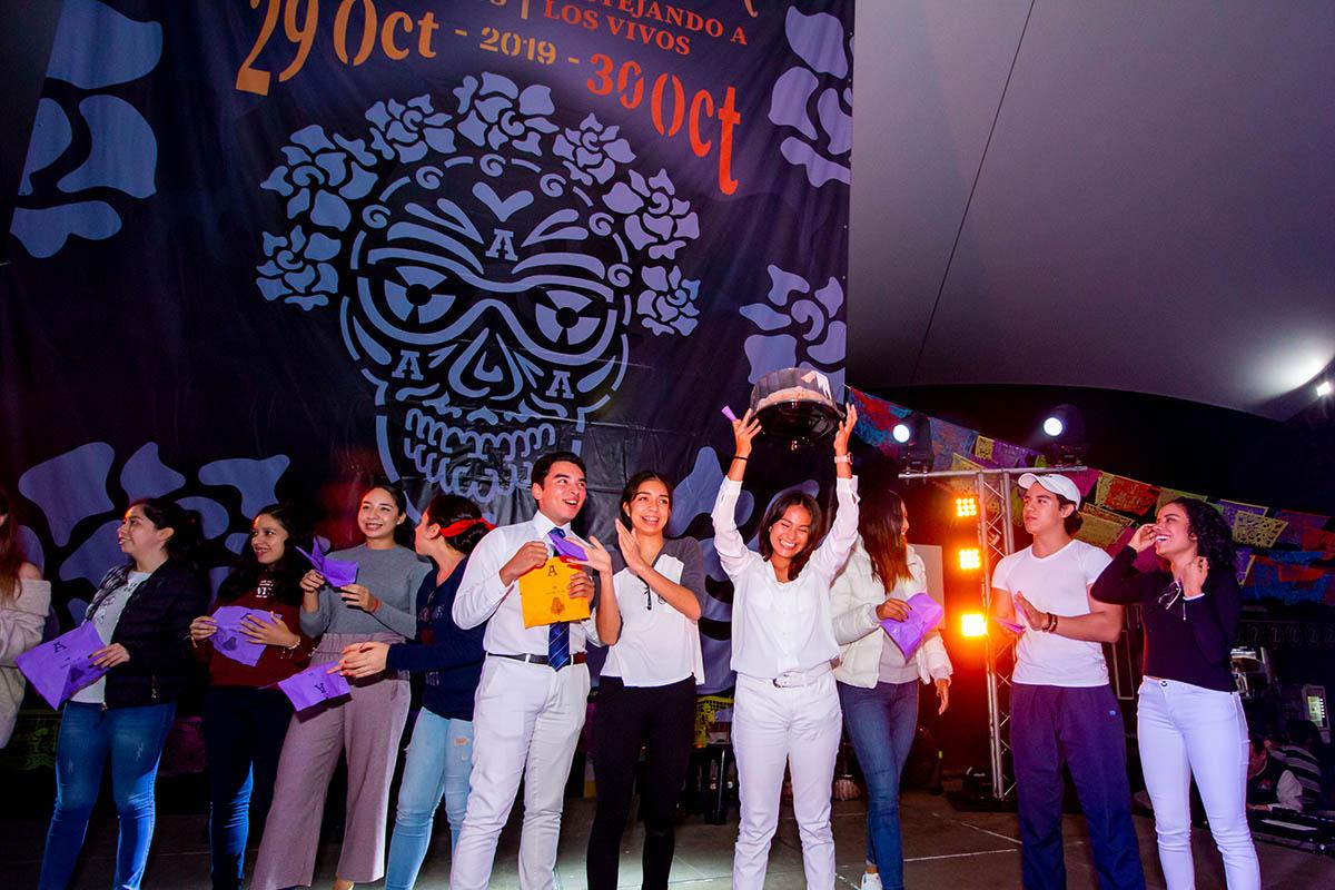 24 / 33 - Asústame Panteón: La Fiesta de los Vivos Anáhuac 2019