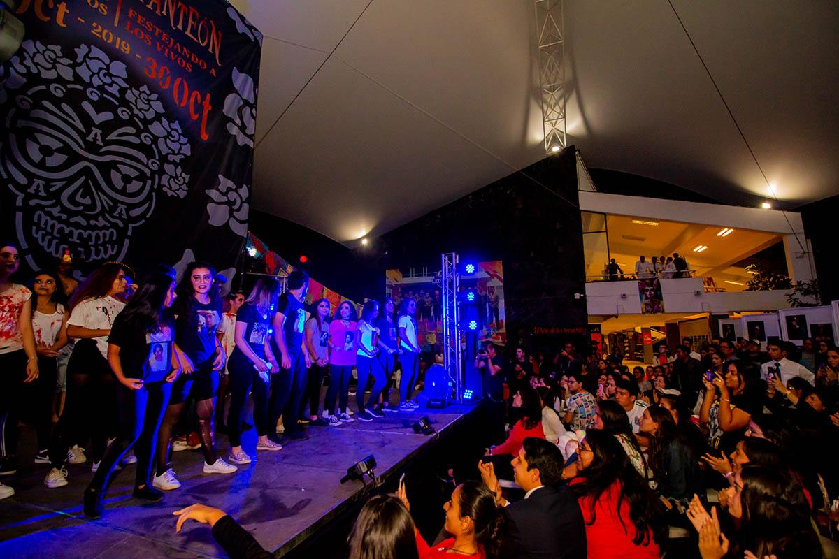 32 / 33 - Asústame Panteón: La Fiesta de los Vivos Anáhuac 2019