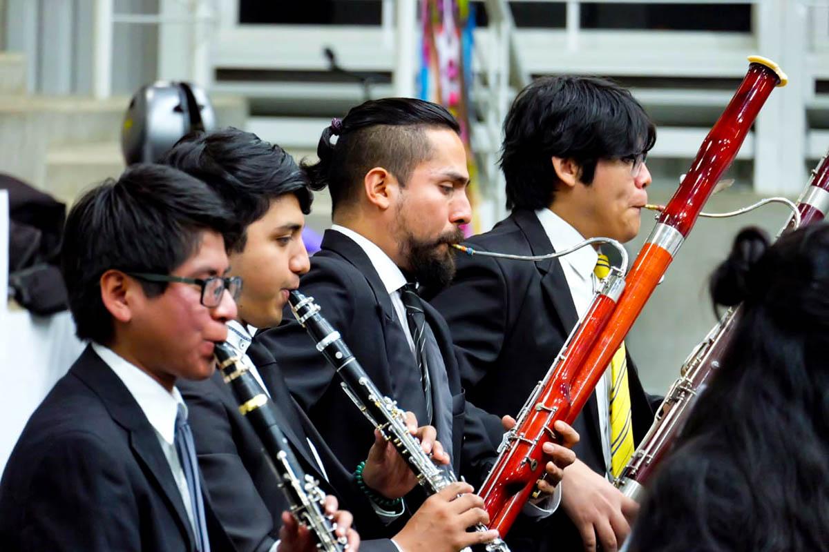 5 / 13 - Espectacular Concierto de la Orquesta Filarmónica de Xalapa