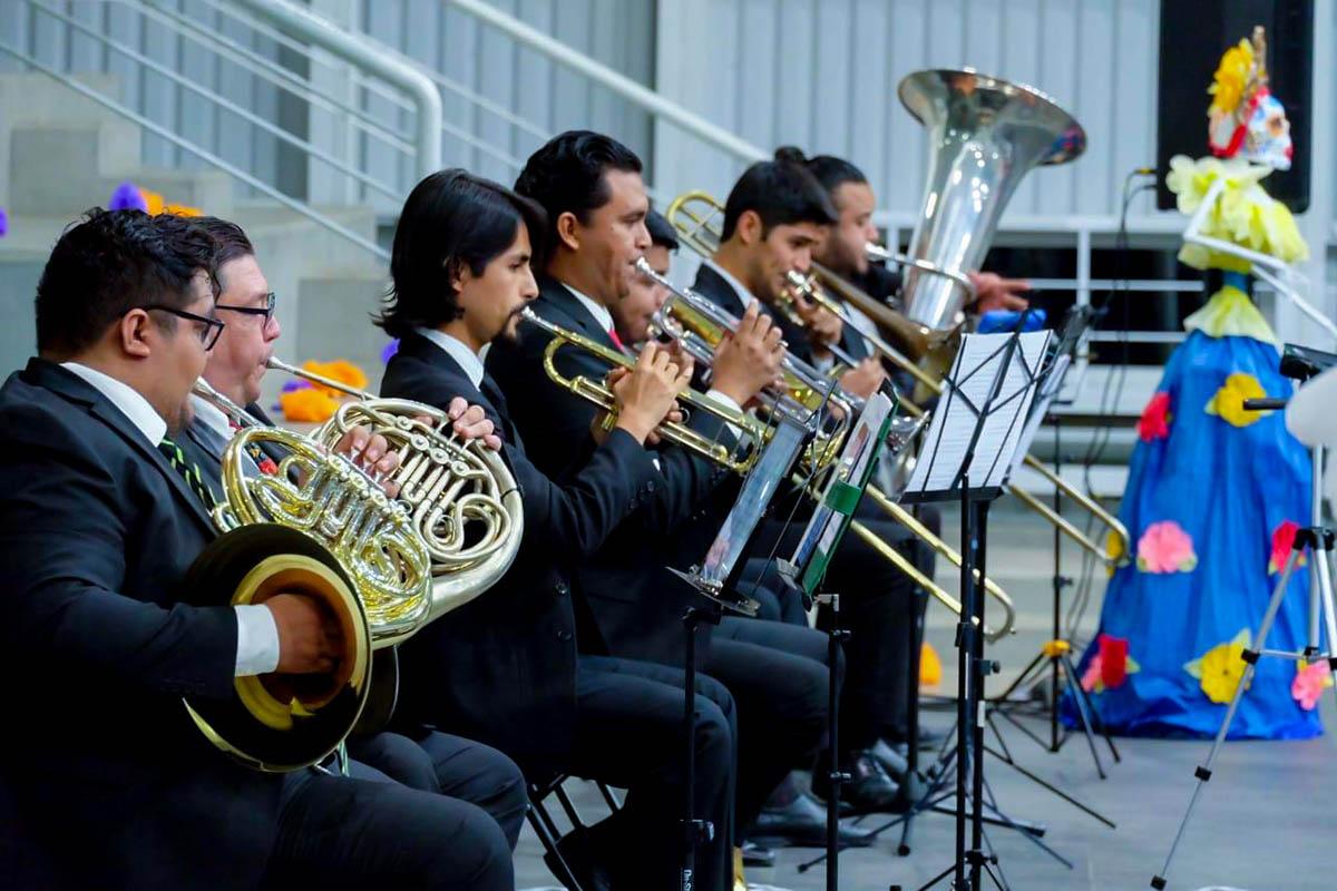 6 / 13 - Espectacular Concierto de la Orquesta Filarmónica de Xalapa