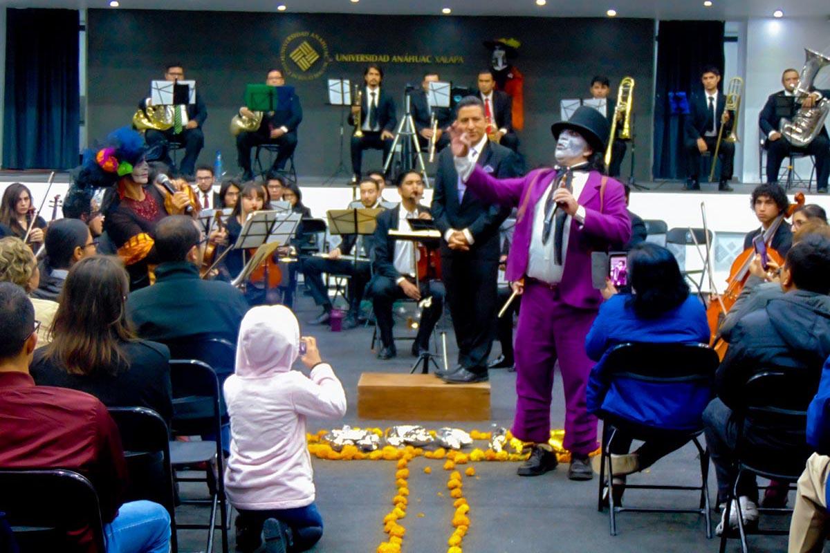 9 / 13 - Espectacular Concierto de la Orquesta Filarmónica de Xalapa