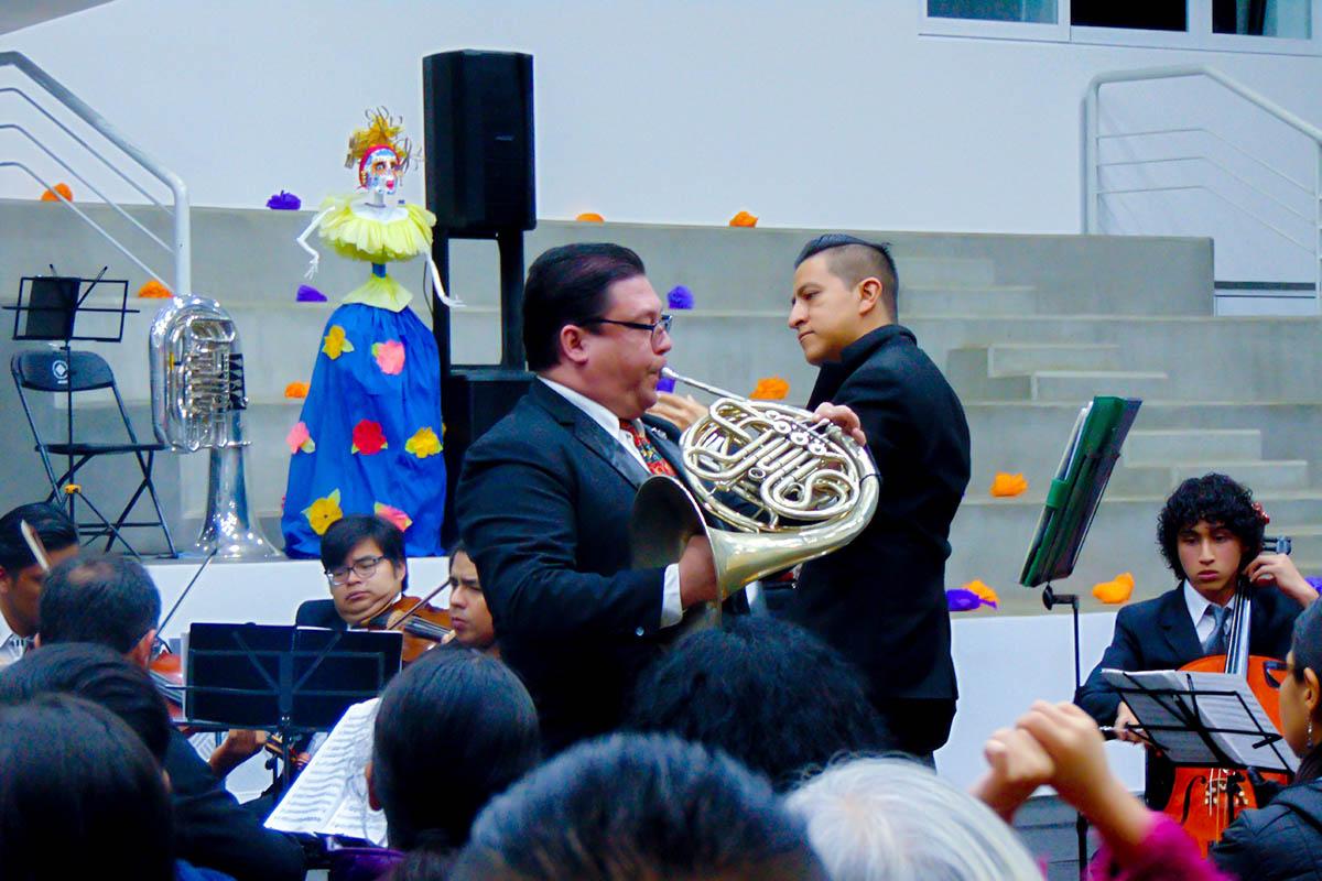 10 / 13 - Espectacular Concierto de la Orquesta Filarmónica de Xalapa