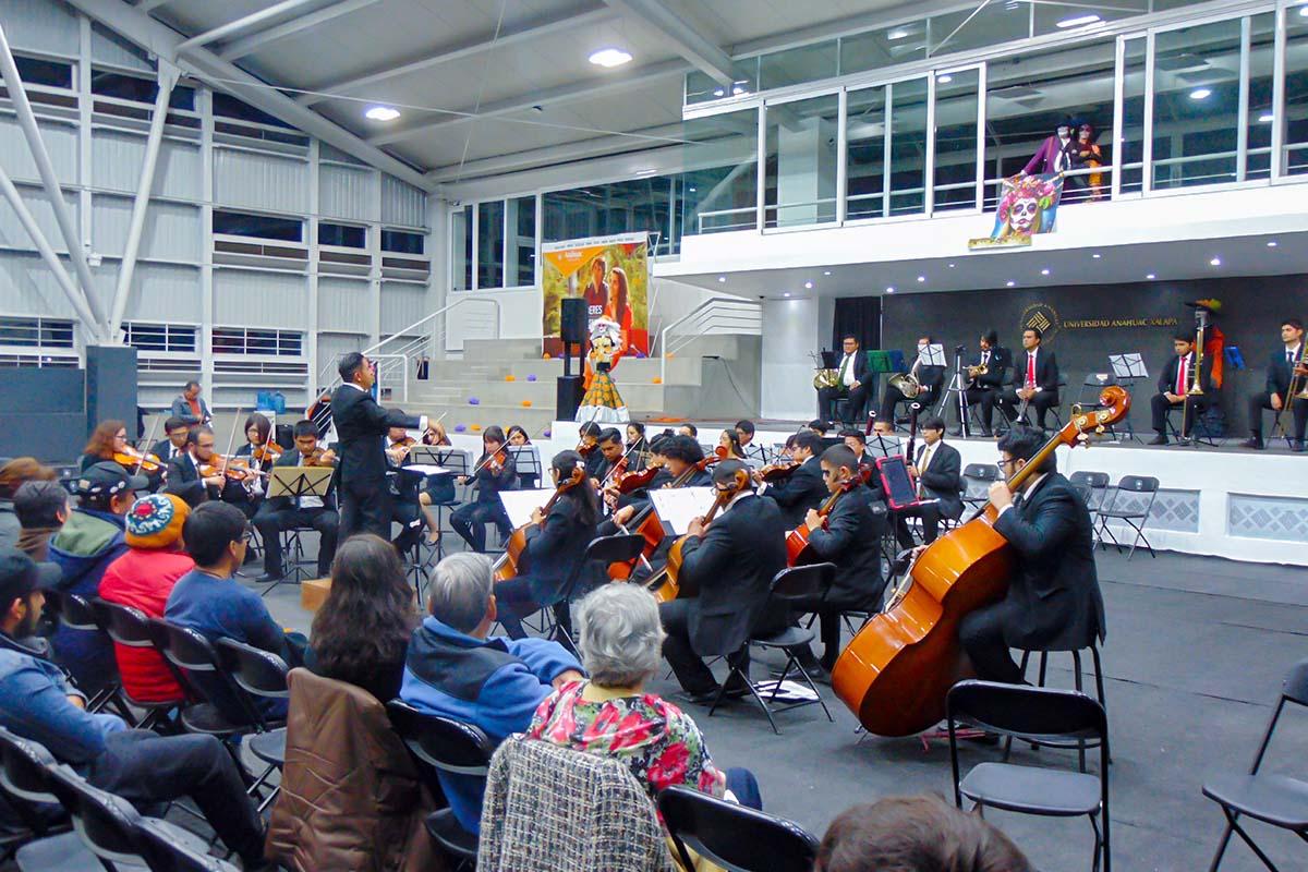 12 / 13 - Espectacular Concierto de la Orquesta Filarmónica de Xalapa