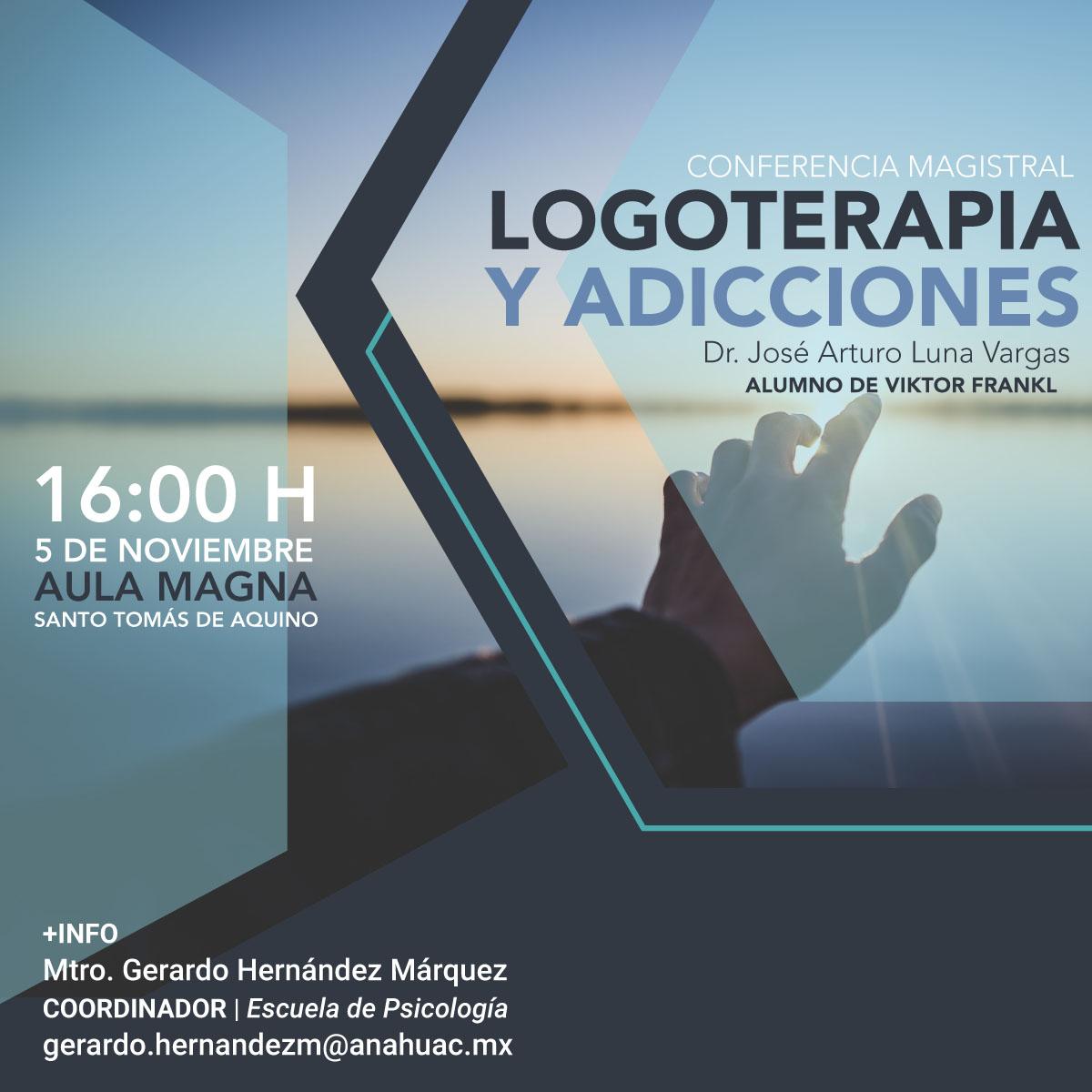 Logoterapia y Adicciones