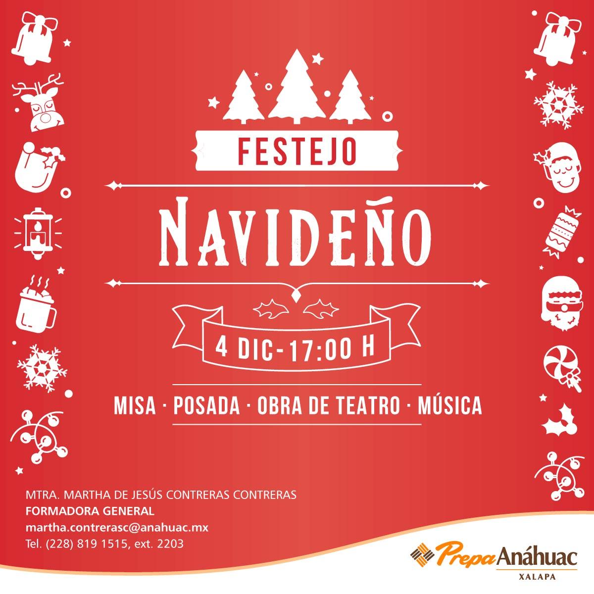 Festejo Navideño 2019