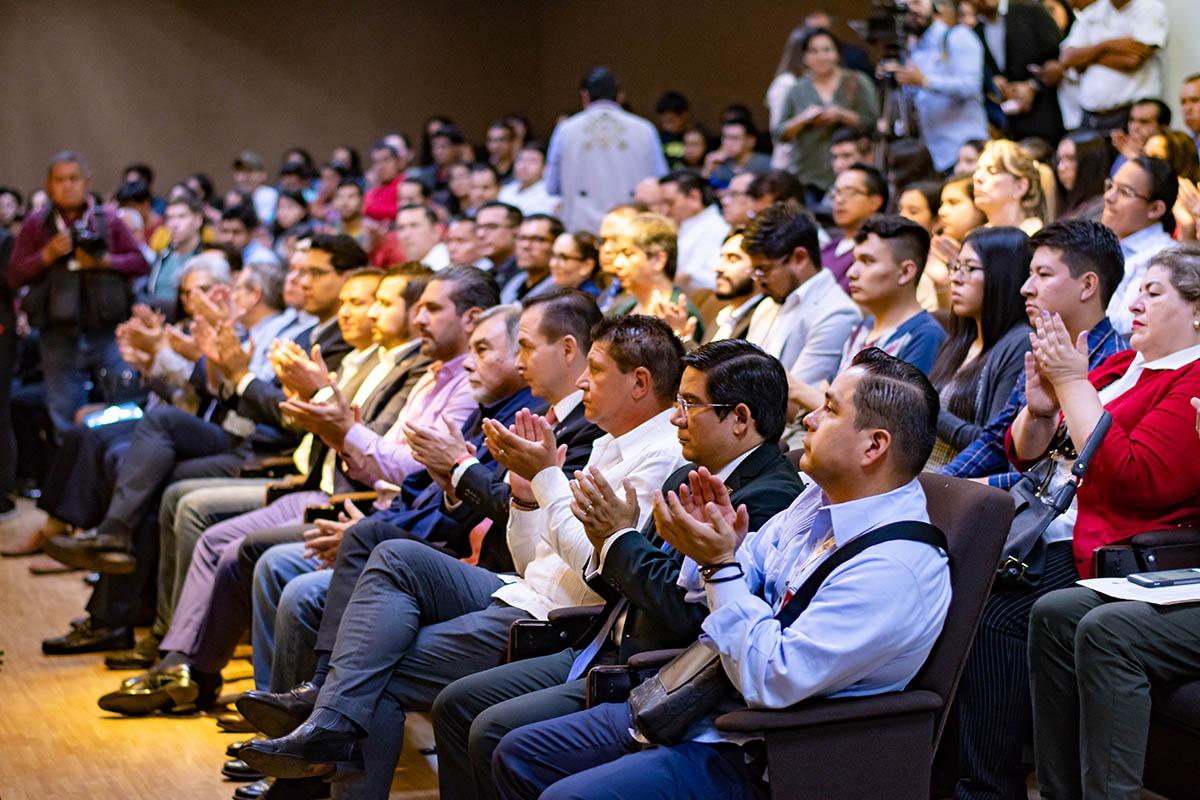 2 / 7 - Inauguración del Seminario-Taller Tren Ligero de la Región Xalapa, Veracruz