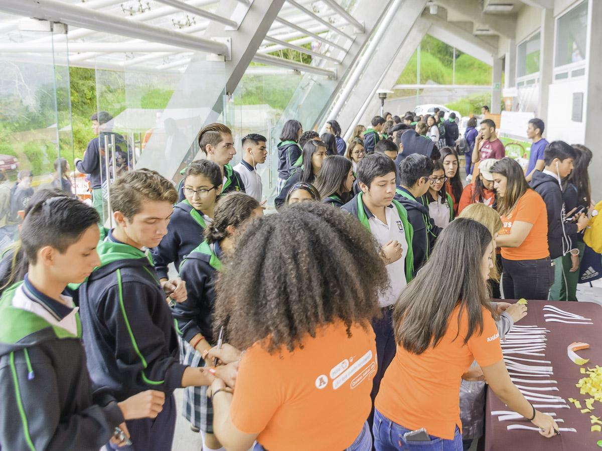 2 / 114 - Campus Visit 2019 - Galería