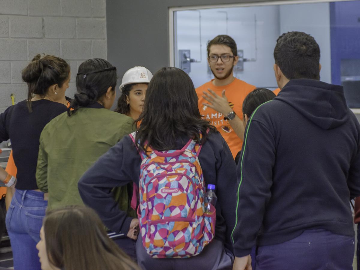 10 / 114 - Campus Visit 2019 - Galería