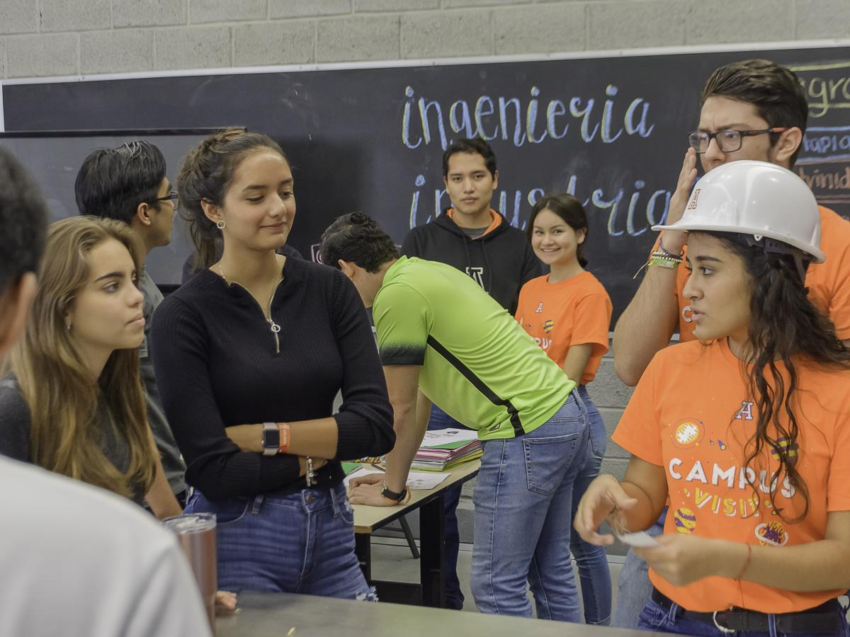 12 / 114 - Campus Visit 2019 - Galería