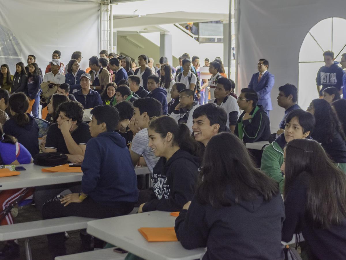 20 / 114 - Campus Visit 2019 - Galería