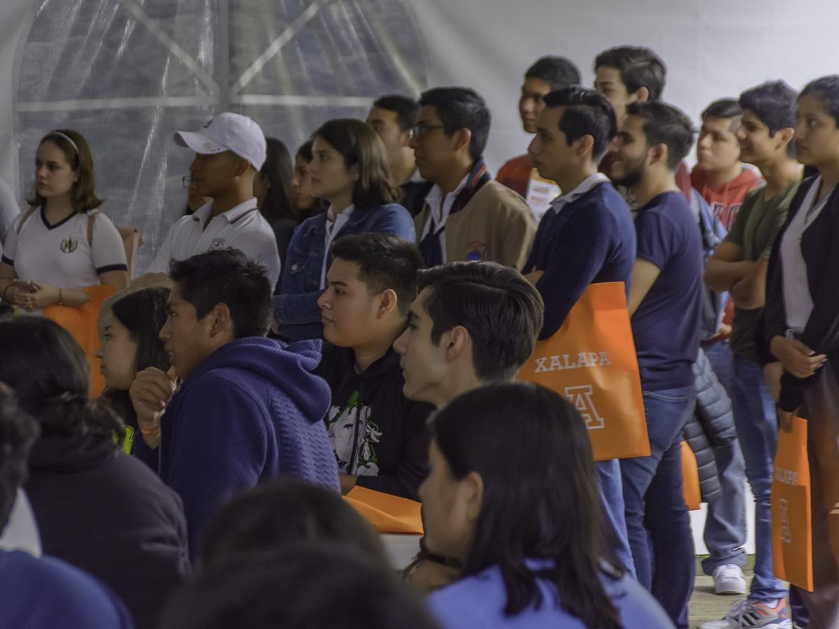 21 / 114 - Campus Visit 2019 - Galería
