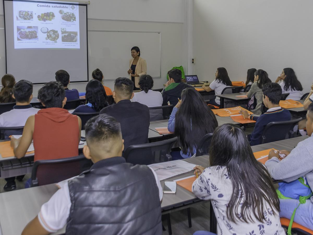 31 / 114 - Campus Visit 2019 - Galería