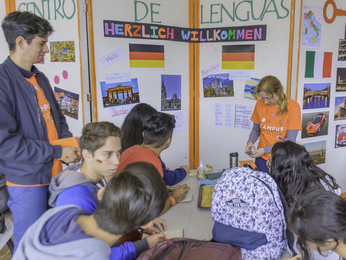 42 / 114 - Campus Visit 2019 - Galería