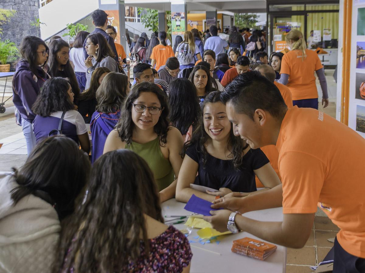 43 / 114 - Campus Visit 2019 - Galería