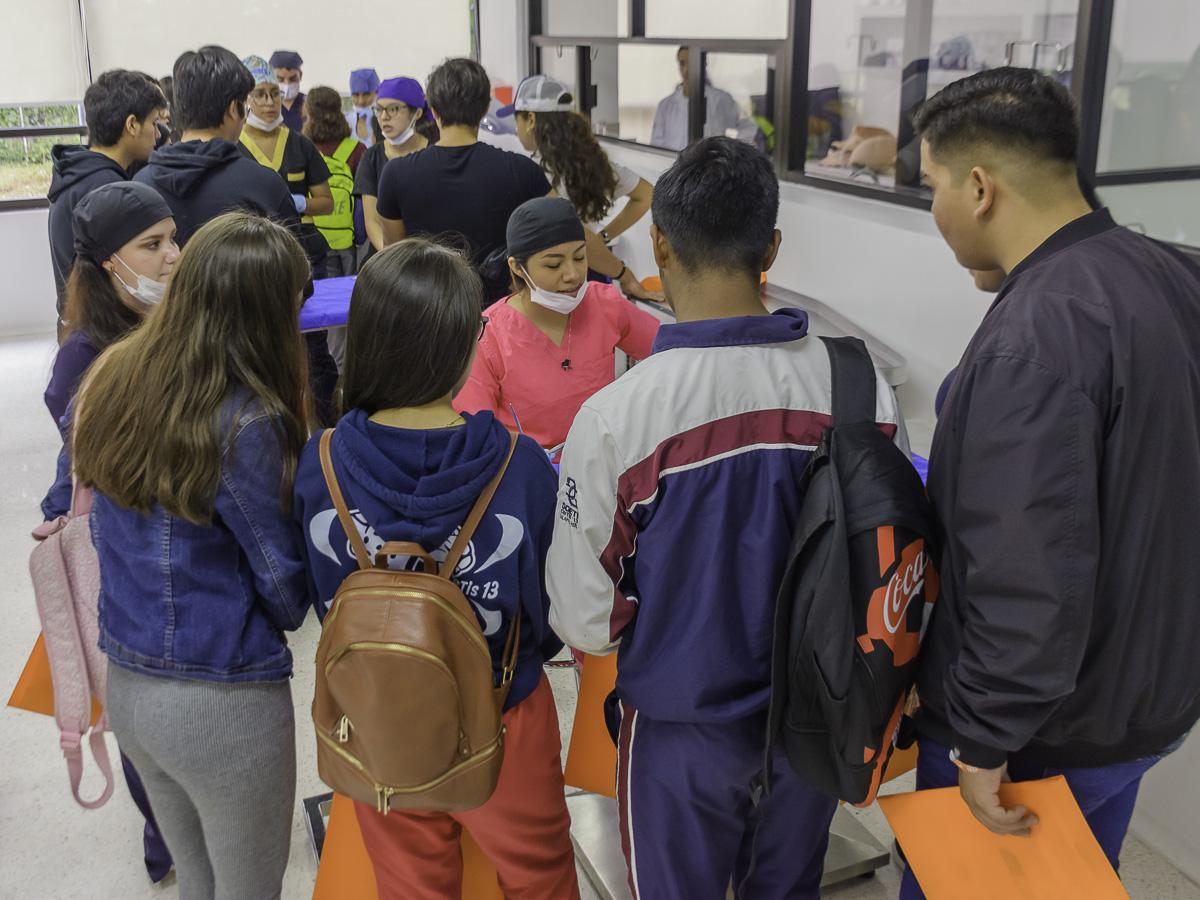 44 / 114 - Campus Visit 2019 - Galería