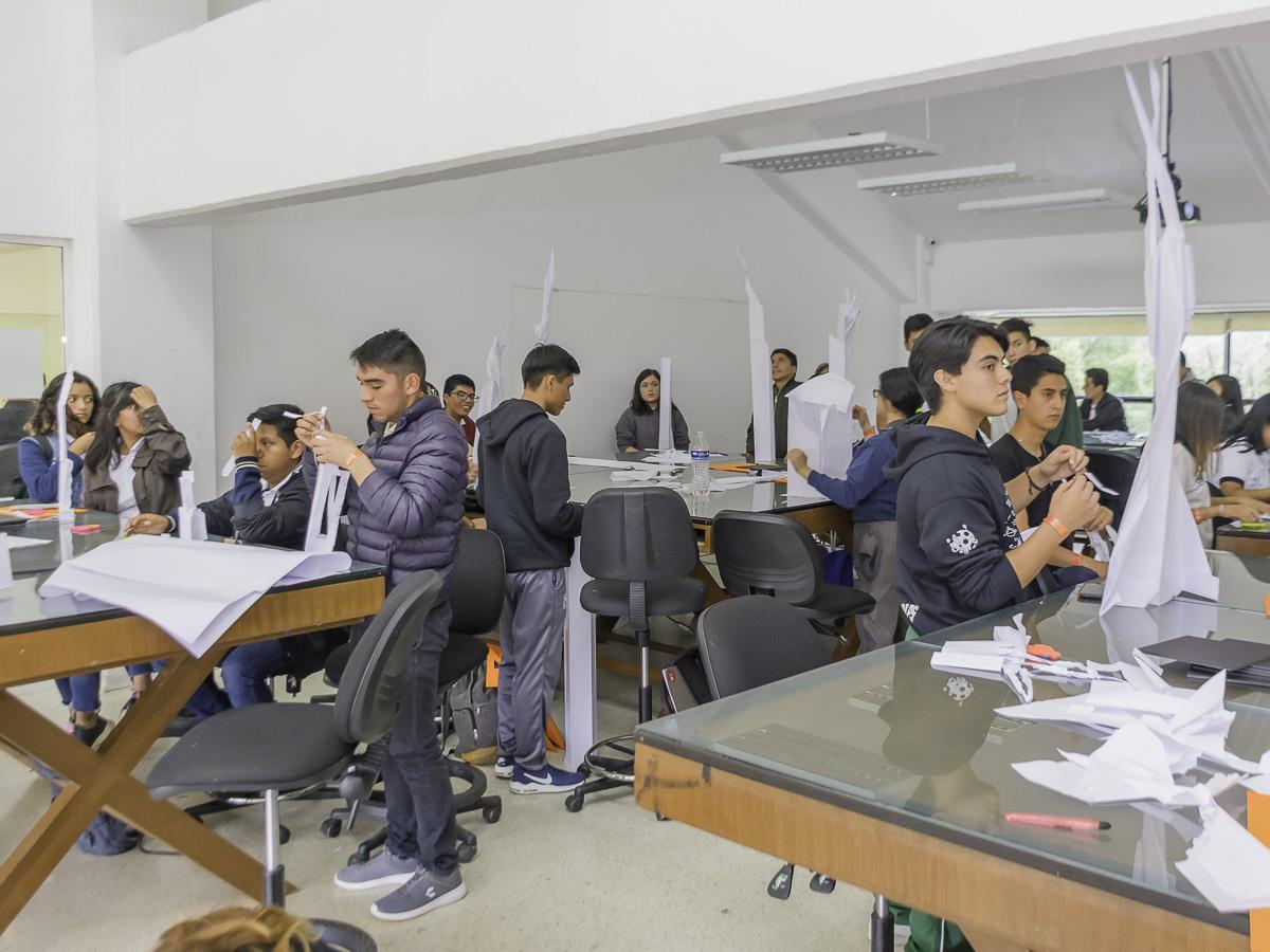 54 / 114 - Campus Visit 2019 - Galería
