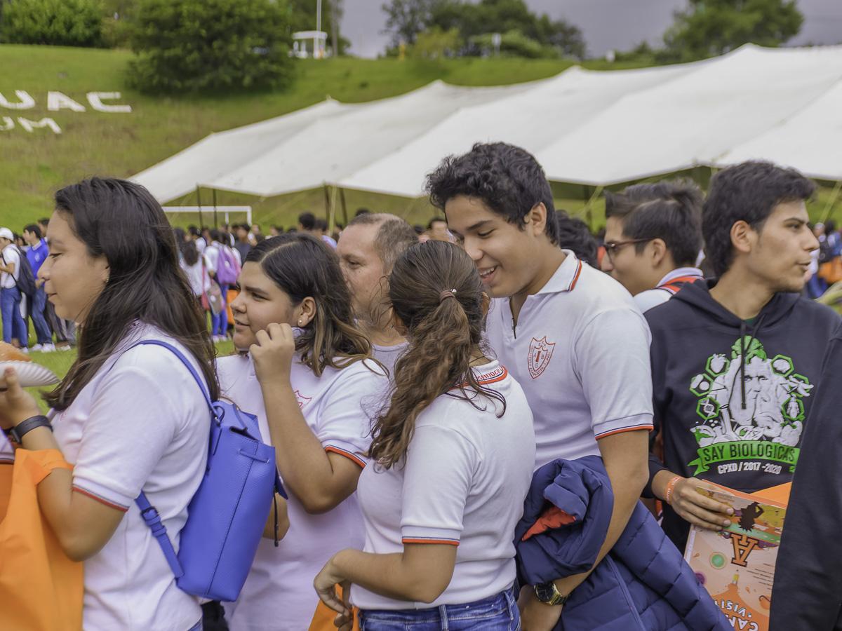 74 / 114 - Campus Visit 2019 - Galería