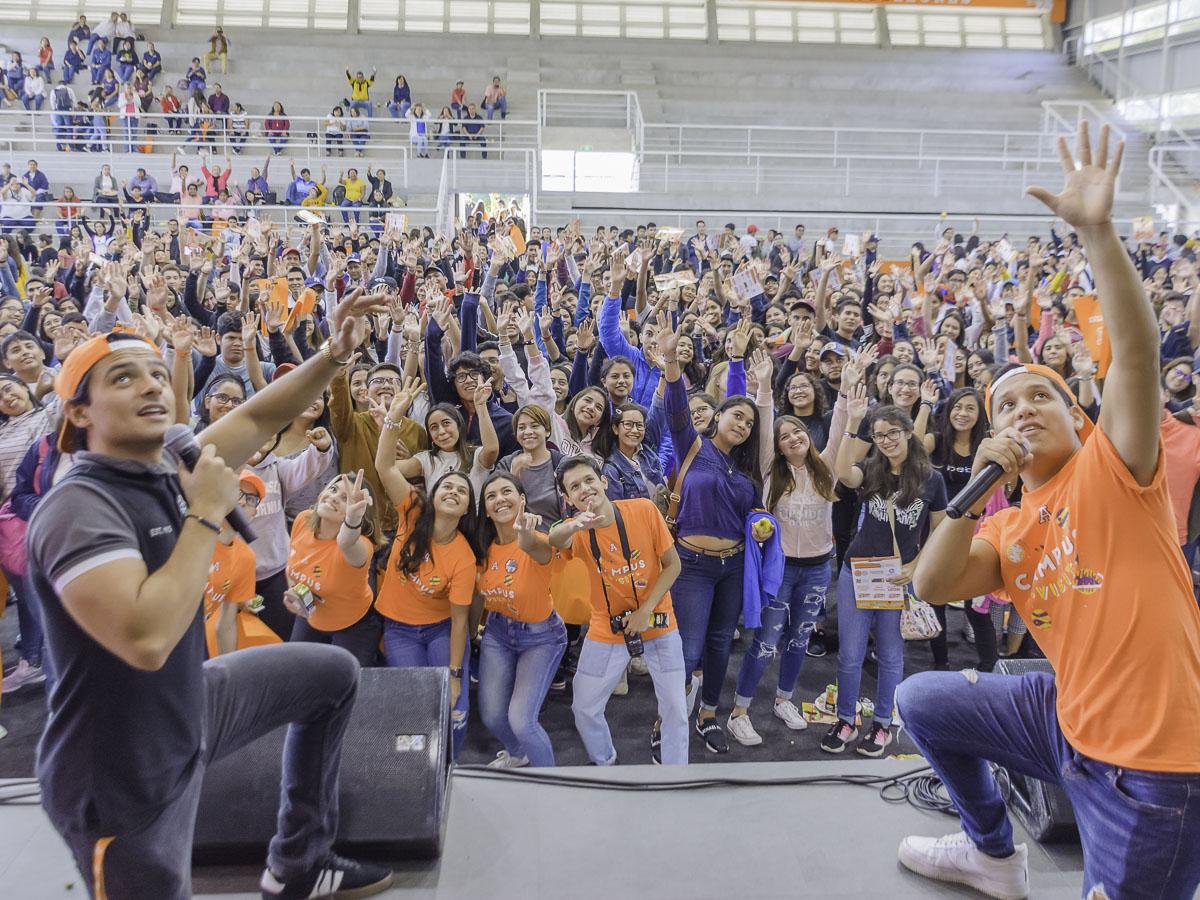 87 / 114 - Campus Visit 2019 - Galería