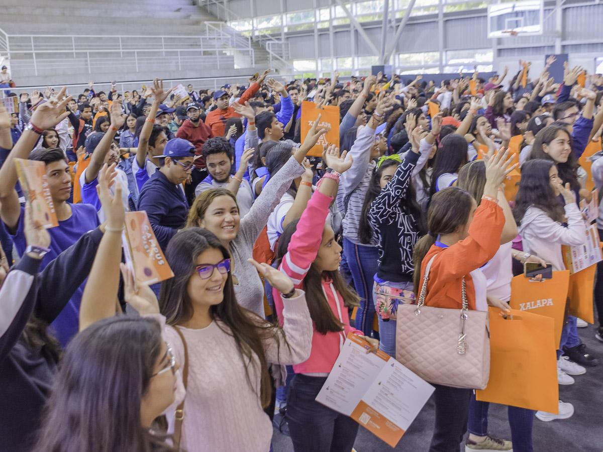 88 / 114 - Campus Visit 2019 - Galería