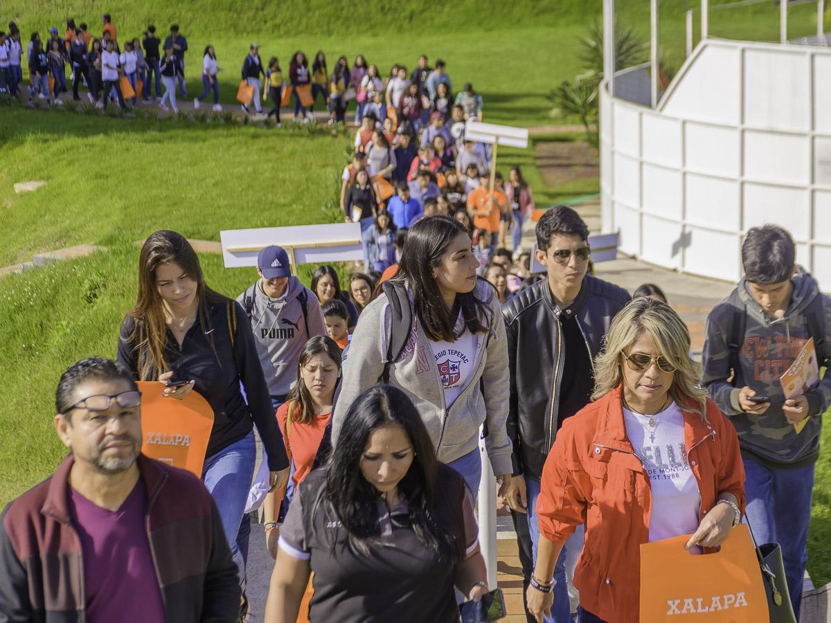92 / 114 - Campus Visit 2019 - Galería