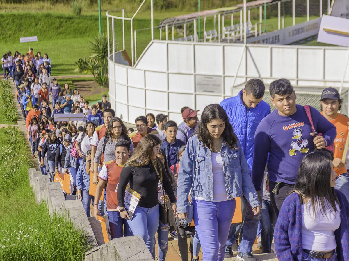 93 / 114 - Campus Visit 2019 - Galería