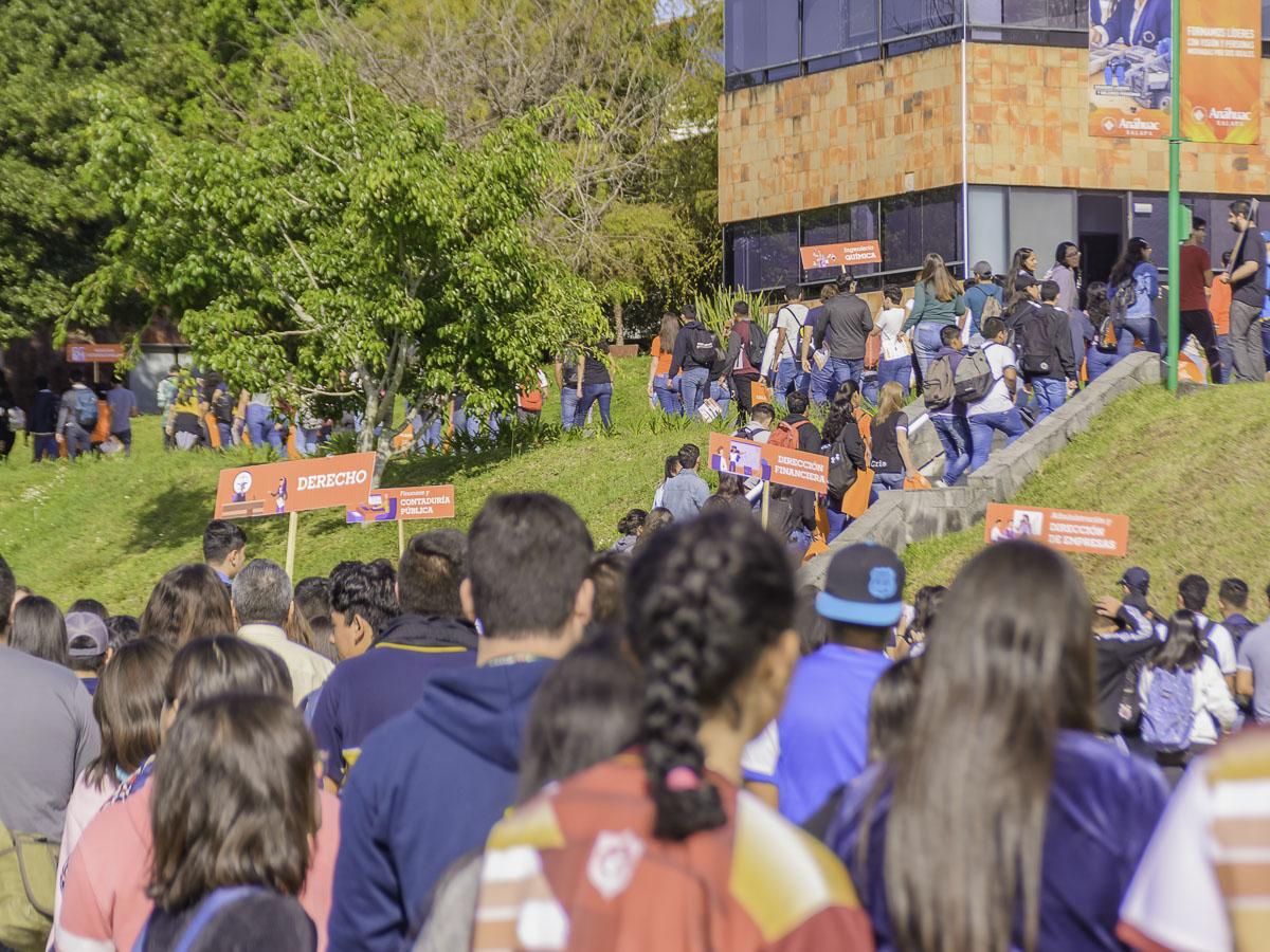 94 / 114 - Campus Visit 2019 - Galería