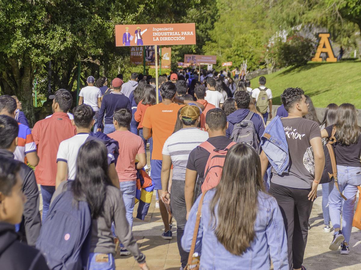 95 / 114 - Campus Visit 2019 - Galería