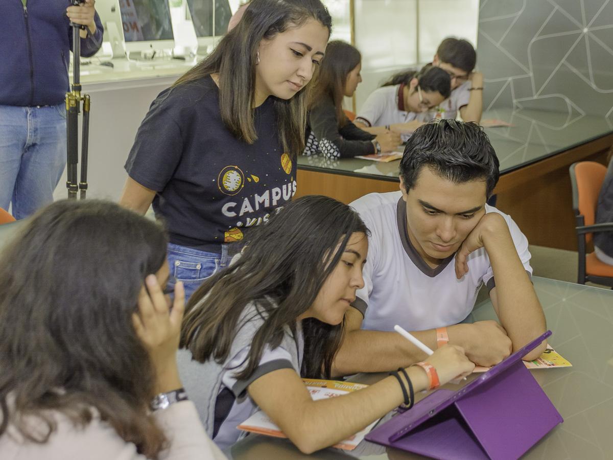 98 / 114 - Campus Visit 2019 - Galería
