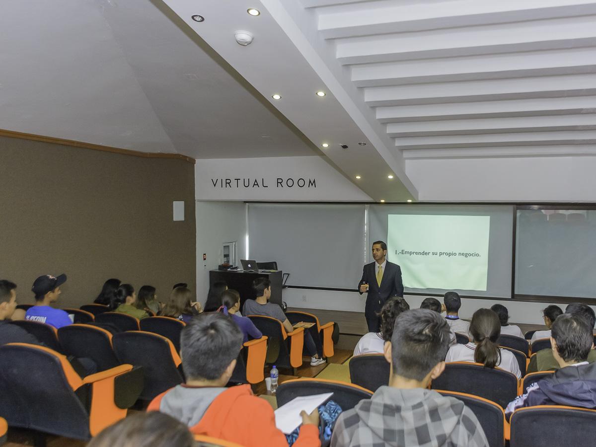 103 / 114 - Campus Visit 2019 - Galería