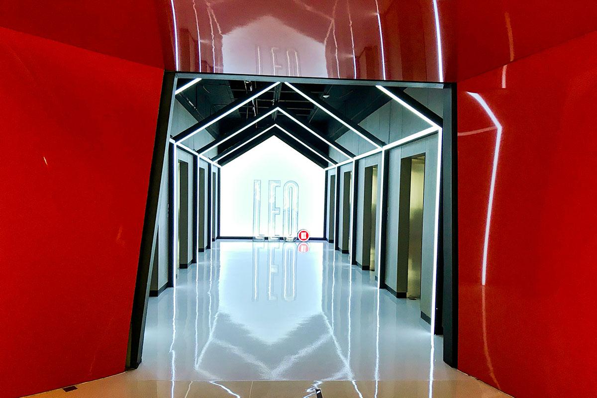 2 / 4 - Visitas Empresariales de Mercadotecnia: Palacio de Hierro Polanco y Agencia Leo Burnett
